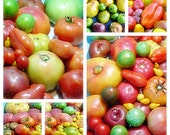 Super Surprise Heirloom Tomato Mix Garden Seeds Non-GMO Naturally Grown Open Pollinated Gardening