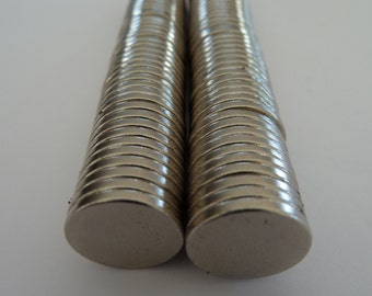 10 x Neodymium (Rare Earth) magnets