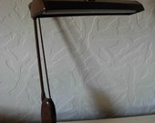 RESERVED for TOMMY GILBERT  Dazor Floating Arm Portable Lamp Task Light