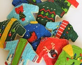 Ugly Christmas Sweaters / Ugly Sweaters / Christmas Sugar Cookies with Buttercream Frosting