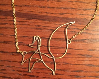 Foxy Necklace
