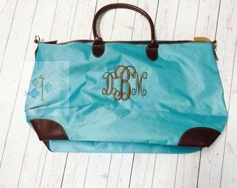 Monogram Large Beach Bag/ Chevron pool Bag/ Pool Tote/ everyday Tote