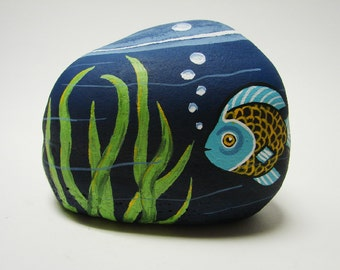 Unavailable listing on etsy for Fish bowl rocks