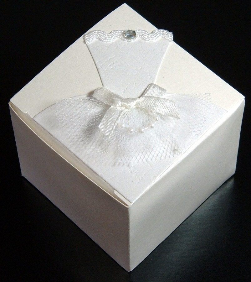 Wedding Favor Boxes: Wedding Favor Boxes 12 Boxes Unique Wedding Favors Candy