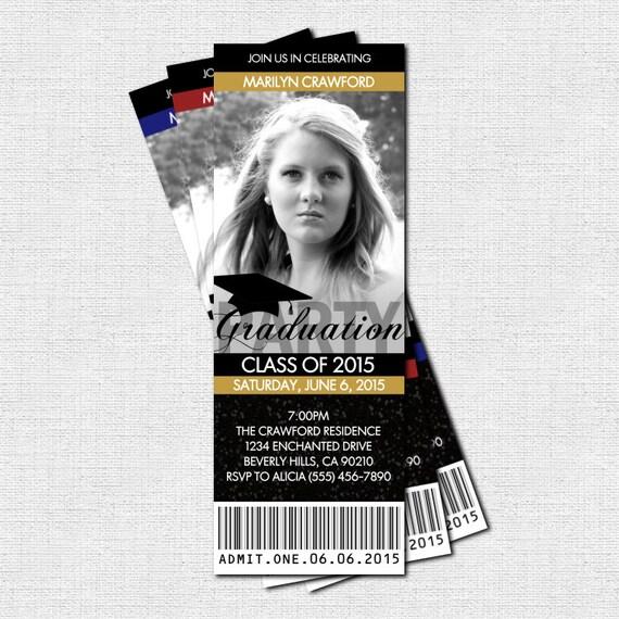 print your own graduation announcements popular design your own