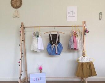 Clothes Rack - Shop Display