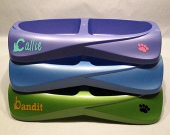 Personalized Lightweight Feline Dish
