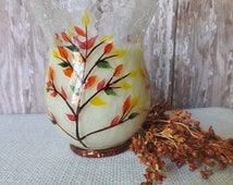 Soy Candle- Holiday Decor-Holiday Gift- Thanksgiving Decor- Hostess Gift- Housewarming Gift-40% off FALL CLEARANCE