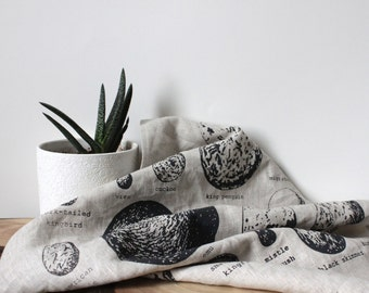 Bird Eggs - Tea Towel
