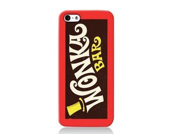 Willy Wonka Bar iPhone case, iPhone 6 case, iPhone 4 case iPhone 4s case, iPhone 5 case 5s case and 5c case