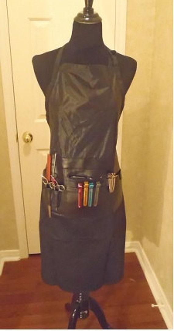 Shear holster apron