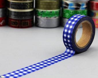 Washi Tape - Japanese Washi Tape - Masking Tape - Deco Tape - WT1055