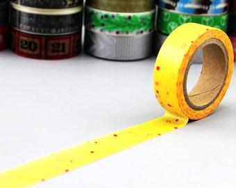 Washi Tape - Japanese Washi Tape - Masking Tape - Deco Tape - WT1057