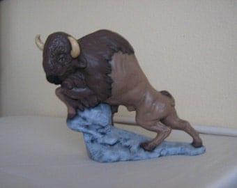 Ceramic Buffalo