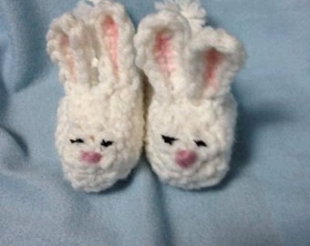 Bunny Slippers for a Rabbit