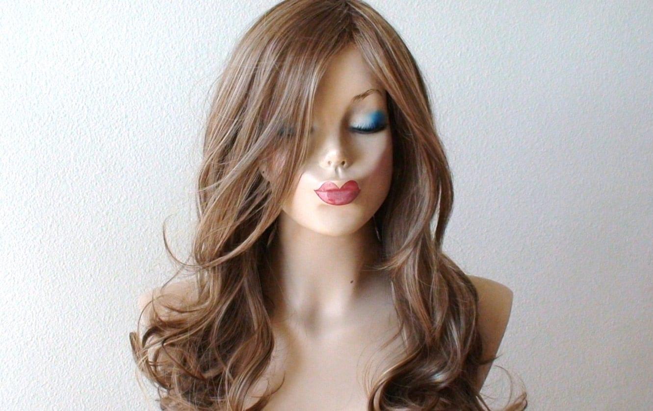 Blonde Dirty Wig 78