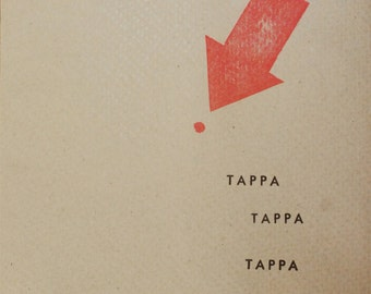 Tappa Tappa Tappa Issue 4 - You Are Here