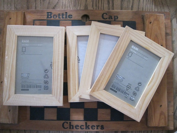 unfinished wood frames 6 picture frames 4 x 6 photo frame