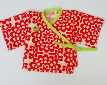 Kimono for Baby Girl