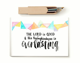 Jeremiah 33:11 The Lord Is Good And His Mercy Endures Forever Bible Verse Printable