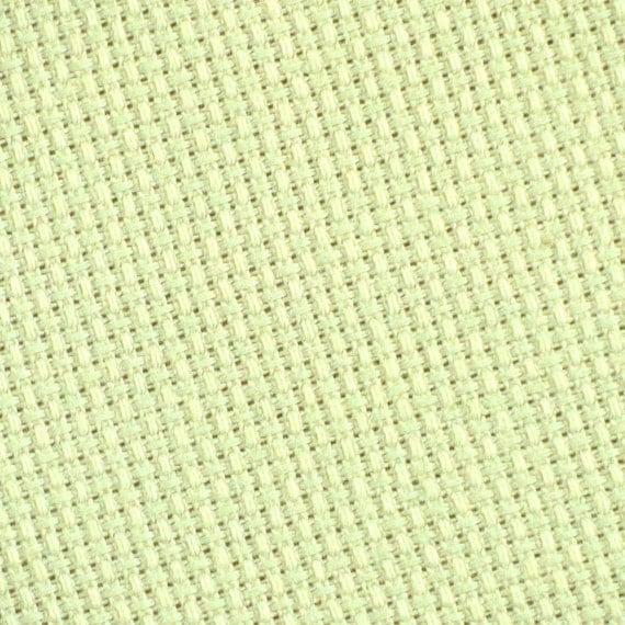 Ivory count aida cross stitch cloth cotton