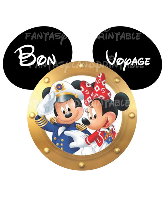 Instant t l charger disney cruise bon voyage porte decor for Sejour complet disney