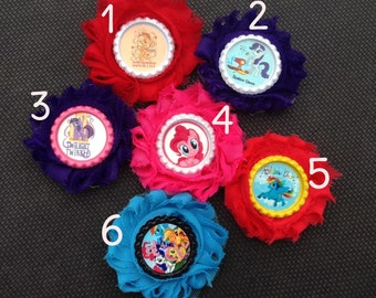 My Little Pony Shabby Clip