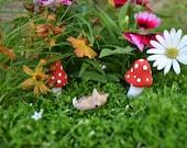 Fawn for fairy garden, terrarium