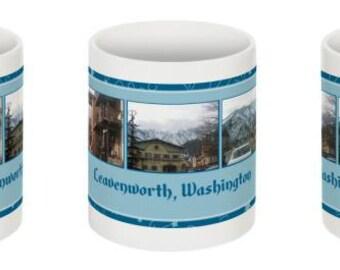 Leavenworth 11 Oz Coffee Mug