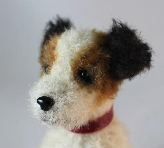 Fox Terrier Amigurumi Patron : Jack Russell Dog Pattern Pattern Dog Breeds Picture