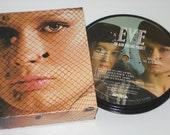 The ALLAN PARSONS Project Coaster Set vinyl record coasters