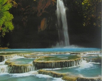Lake Havasu Falls Photo Poster
