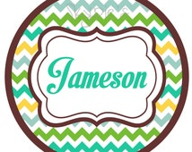Iron on Transfer DIY - Childrens Easter Iron On - Custom Personalized Name Iron on for Easter - Boy's Name