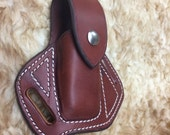 Nays custom leather holster style case for the Leatherman Multi-Tool