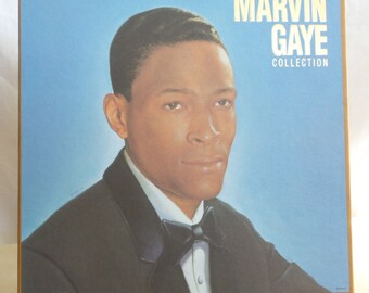 Marvin Gaye Music CDS  Collector Set