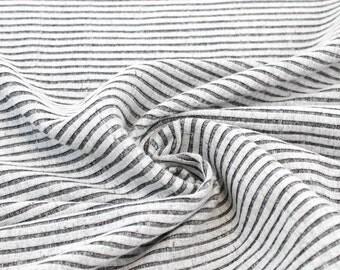 Gray Two-Tone Reversible Heavyweight Cotton Blend Rib Knit Fabric - 1 Yard Style 6276