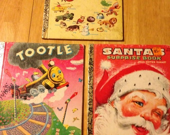 Re issue Little Golden books
