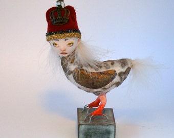 """Art animals """"The Bird"""""""