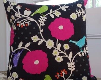 Echino Collection by Etsuko Furuya Madrigal Birds 45cm Cushion Cover/pillow