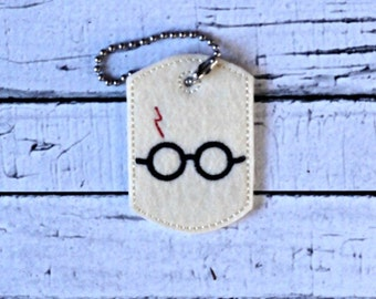 Harry Potter Inspired Necklace - Harry Potter Accessory - Harry Potter Gift