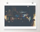 night photograph christmas photograph york photograph street photography urban photograph england photograph travel photography