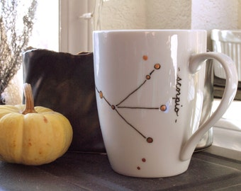 Custom Constellation Mug