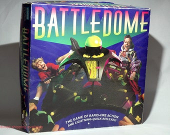 Battle Dome Game from Parker Brothers 1995 (read description)