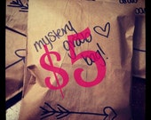 Mystery Grab Bag of Awesomeness - Grab Bag - Mystery Bag - Harry Potter Jewelry - Mermaid - Hair Accessories - Supernatural - No Codes