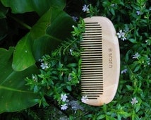 Handmade WOODEN COMB for healthy hair and scalp