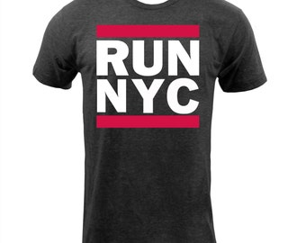 RUN NYC - Tri Black