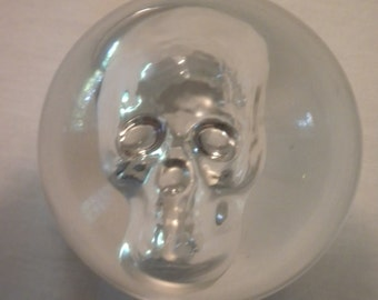 Skeleton Airtrap Glass Marble