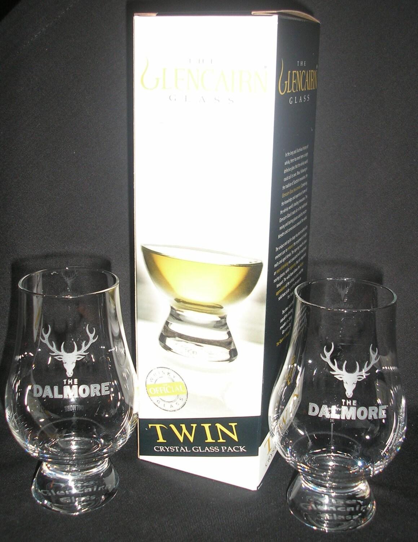 dalmore twin pack glencairn scotch malt whisky verres. Black Bedroom Furniture Sets. Home Design Ideas