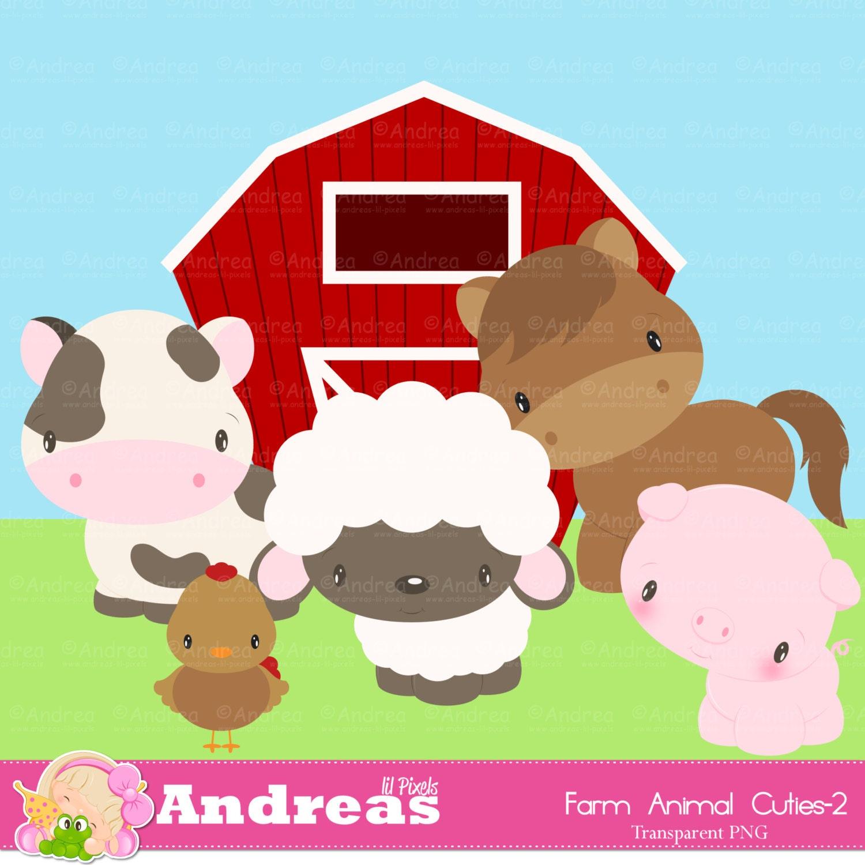 Baby Farm Animals Clip Art cute cartoon animals with mustaches - hd photos gallery