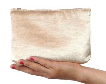 purse velvet creamy